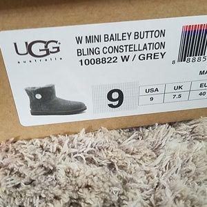 460bf0e80ca UGG Bailey Button Bling Star Constellation